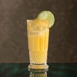Irish Rickey Cocktail